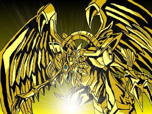 Carte à jouer dragon ailé de Ra