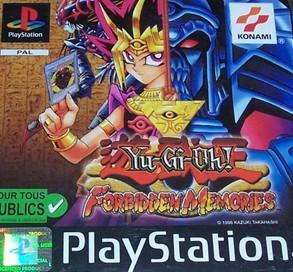 Jeux vidéo Yu Gi Oh sur Playstation