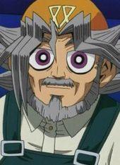 Le grand père de Yugi Moto
